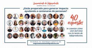 Congreso de Lanzamiento de Infoproductos